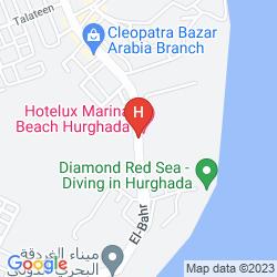 Map PREMIUM GRAND HORIZON RESORT