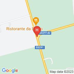 Map BAIA DI CONTE