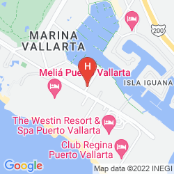 Map VILLAS VAMAR MARINA & BEACH RESORT