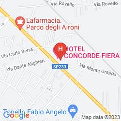Map CONCORDE