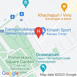 Map STATION HOTEL Z12