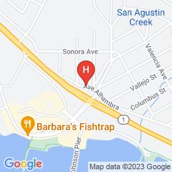 Map HARBOR VIEW INN