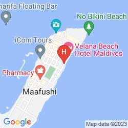 Map MAAFUSHI INN