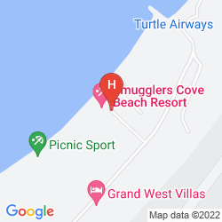 Map TROPIC OF CAPRICORN