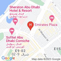 Map BIN MAJID TOWER HOTEL APARTMENTS
