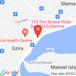 Map KENNEDY NOVA