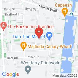 Map DENISON HOUSE