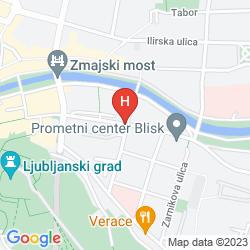 Map HOSTEL 24