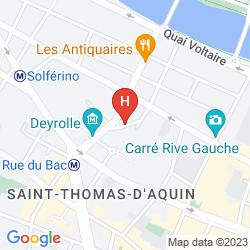 Map PONT ROYAL