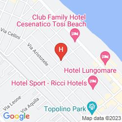 Map SERENISSIMA VILLAGE