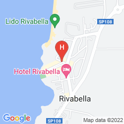 Map RIVABELLA APARTMENTS