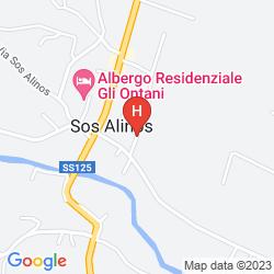 Map RESIDENCE IL BORGO