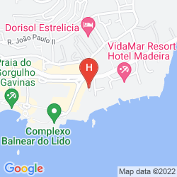 Map ALLEGRO MADEIRA - ADULTS ONLY