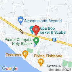 Map VILLA DU LAURENCE