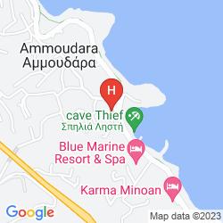 Map CRETAN VILLAGE