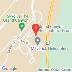 Map YAVAPAI LODGE WEST