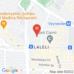Map ADA KARAKOY (H)