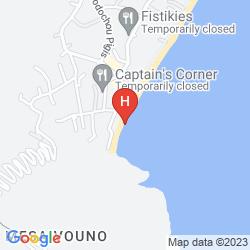 Map OXYGEN HOTEL SEASIDE