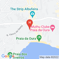 Map GRAND MUTHU OURA VIEW BEACH CLUB