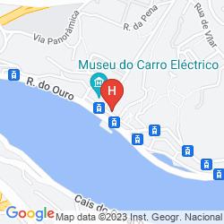 Map VINCCI PORTO
