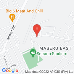 Map SCENERY GUEST HOUSE