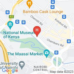 Map EMELI HOTEL