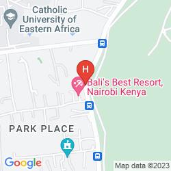 Map TROY NAIROBI