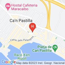 Map AMIC MIRAFLORES