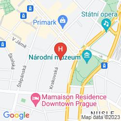 Map PRAGAPART