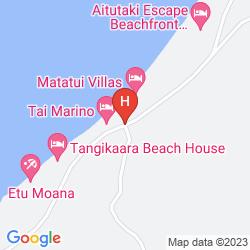 Map PARADISE COVE LODGES