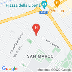 Map ATHENAEUM PERSONAL HOTEL