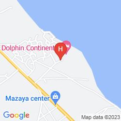 Map FANADIR HOTEL EL QUSEIR
