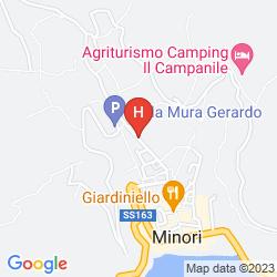 Map VILLA ROMANA
