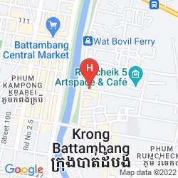 Map KING FY HOTEL