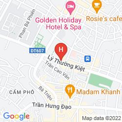 Map ALMANITY HOI AN WELLNESS RESORT