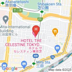 Map CELESTINE