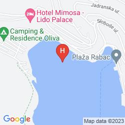 Map ALL INCLUSIVE LIGHT ALLEGRO