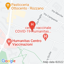 Map EXCEL MILANO 3 NEXT