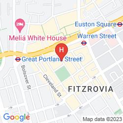 Map FITZROY