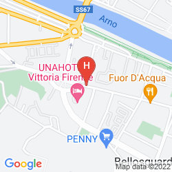 Map UNA VITTORIA