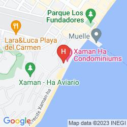 Map OCCIDENTAL ALLEGRO PLAYACAR