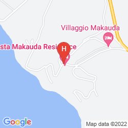 Map COSTA MAKAUDA RESIDENCE