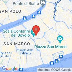 Map ANTICA CASA COPPO