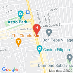 Map GRACE CROWN
