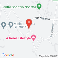 Map A.ROMA LIFESTYLE