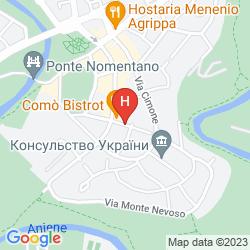 Map VILLA MARIA ROSA MOLAS