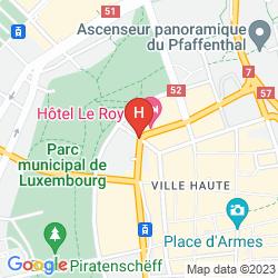 Map LE ROYAL