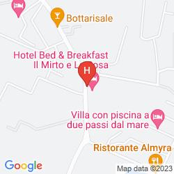 Map IL MIRTO E LA ROSA