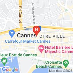 Map L'ESTEREL