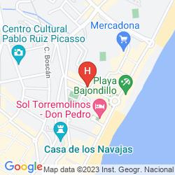 Map SOL DON PEDRO